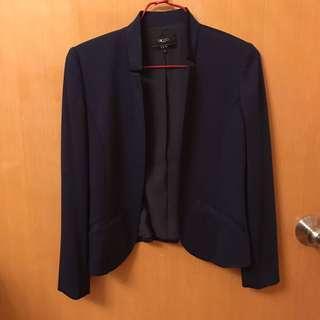 G2000西裝褸 blue slim fit