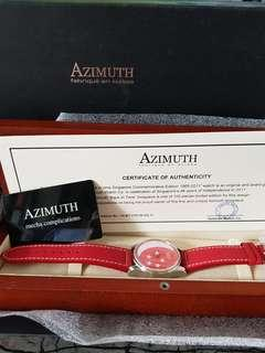 Limited Edition: Azimuth Back In Time