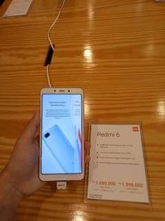 Kredit Tanpa Cc Xiaomi Redmi 6 3/32GB
