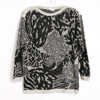 Vintage 90s sweater size US 8 M eur 40