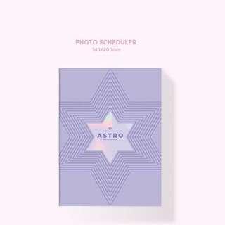 ASTRO 2019 SEASON GREETINGS PHOTO SCHEDULER