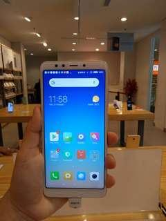 Xiaomi Redmi 5 3/32GB kredit tanpa cc