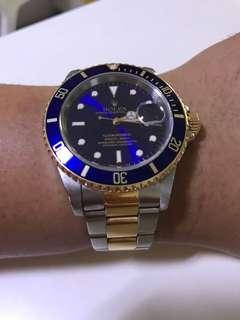 Rolex Submariner 2 Tone 16613