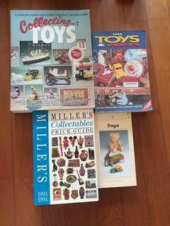 🚚 Toys collectables books