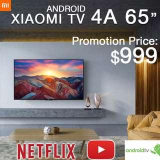 TV 65 inch