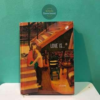 Love is by puuung