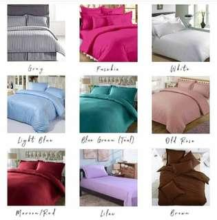 AFFORDABLE BED SHEETS (HOTEL QUALITY)