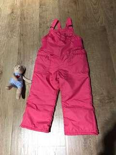 🚚 OLD NAVY 3歲女童雪褲