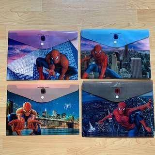 🚚 Bn Spiderman File Party Supplies Party Favours