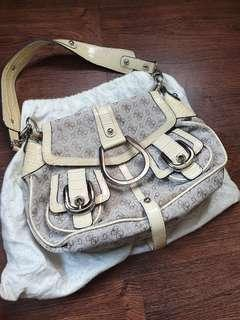 Guess bag preloved 100%original guess
