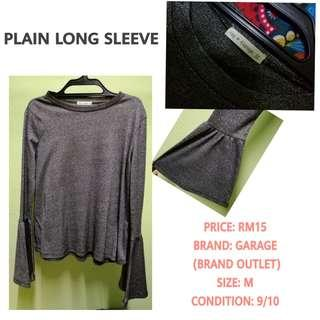 Plain Long Sleeve