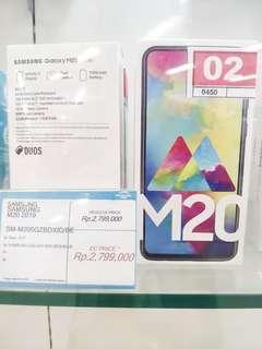Samsung Galaxy M20 New Bisa Kredit Mudah