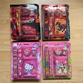 🚚 Bn Stationary Wallet Set Children's Birthday Party Goodies Bag