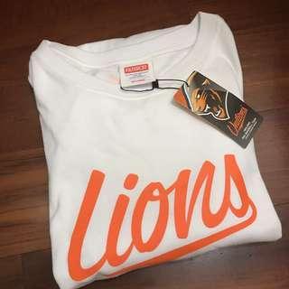 🚚 (全新) 統一獅Lions T-shirt