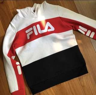 🚚 🔥 fila hoodie new season collection