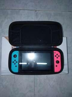 WTS Nintendo switch