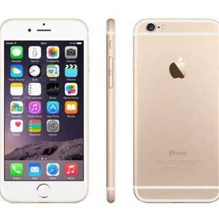 🚚 APPLE IPHONE 6 Gold 64GB @$250 Only!