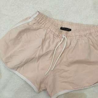 Sweat Short Baby Pink