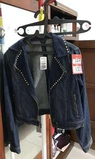 Bikers jacket by Forever 21 F21 size M