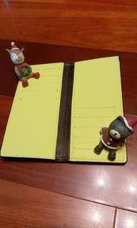 🚚 『全新』黃色票卡夾