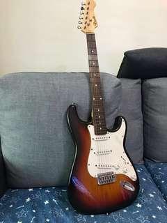Dachi電吉他