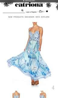 Camilla Day Dreamer dress