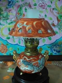 Vintage kerosene lamp (1pair)