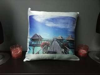 Tropical Paradise Cushion