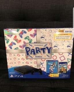 ps4 slim party bundle