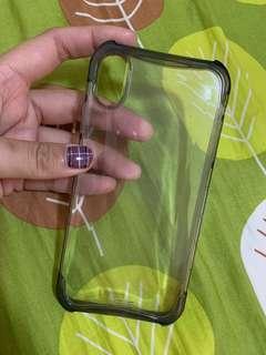 🚚 正版UAG  透灰色iphone xs max 適用 軍規防摔保護殼