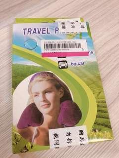 🚚 旅行用護頸枕