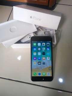 iphone 6 plus 64gb fullset no minus