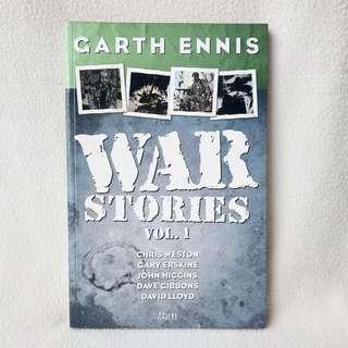 War Stories Vol. 1 (DC Vertigo Comics, 2004) - NM