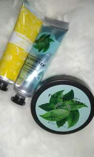 The Body Shop - Body Butter and Hand Cream