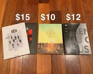 SF9 Albums