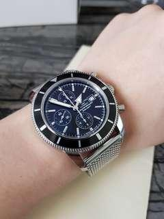 Breitling Superocean Heritage 46mm Automatic Chronograph