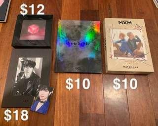 WTS Albums