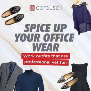 Spice Up Your Office Wear