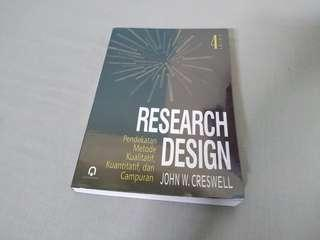 Buku research design
