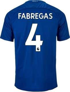 Chelsea jersey fabregas