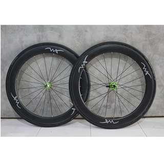 Wheel Angle With Chris King R45