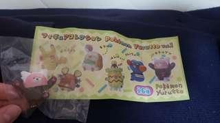Pokemon 寵物小精靈扭蛋