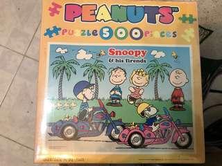 Peanuts Puzzle