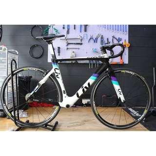 Custom - Giant Enve Liv - Road Bike