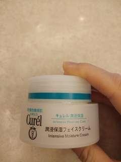 🚚 珂潤 Curel 乾燥性敏感肌  潤浸保濕乳霜 40g