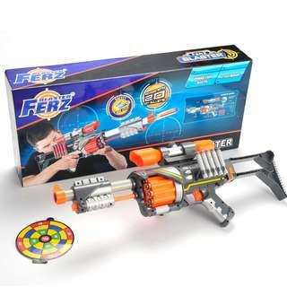 🚚 [ Buy 1 Get 1 FREE ] FERZ - Star Shooter Blaster and Armed Force Fighter