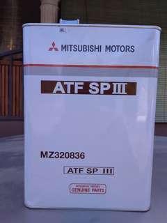 Mitsubishi Original SP3 ATF
