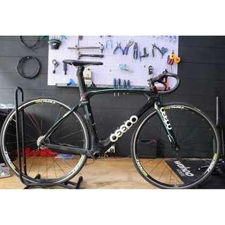 Custom - Ceepo Mambo - Road Bike