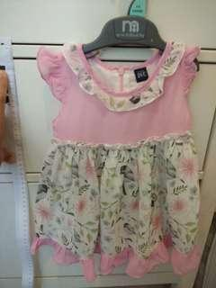 Dress bayi lucu