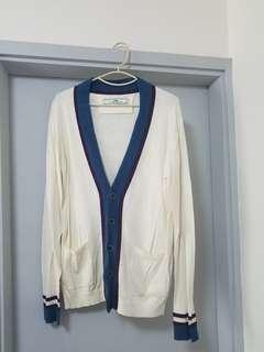 initial:白色棉質冷衫